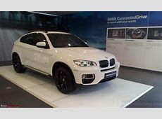 Facelifted BMW X6 Launched in India! TeamBHP
