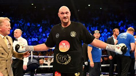 Tyson Fury Wallpapers - Wallpaper Cave