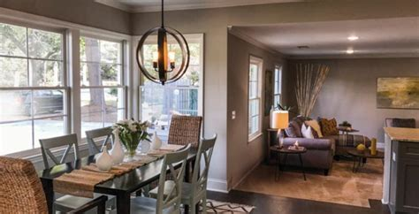 4 Ranch Style Homes Get Face lifts   Atlanta Home Improvement