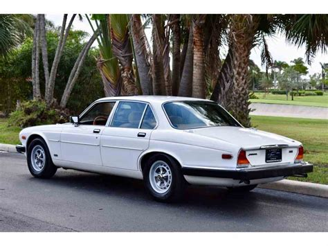 1985 Jaguar Xj6 For Sale by 1985 Jaguar Xj6 For Sale Classiccars Cc 1032275
