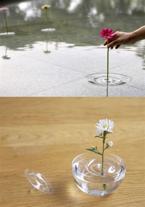 floating flowers in vase 50 unique decorative vases to beautify your home
