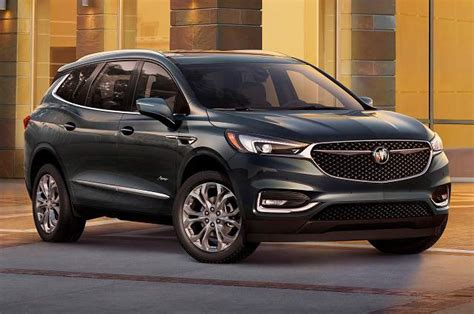 2019 Buick Enclave Review, Release Date