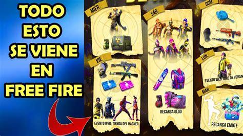 Además, para este juego es muy importante saber los nombres y tener un nombre chulo. NUEVAS COSAS QUE LLEGARAN A NUESTRA REGION EN FREE FIRE SA ...