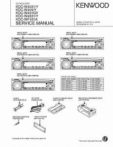 Kenwood Kdc Mp638u Wiring Diagram