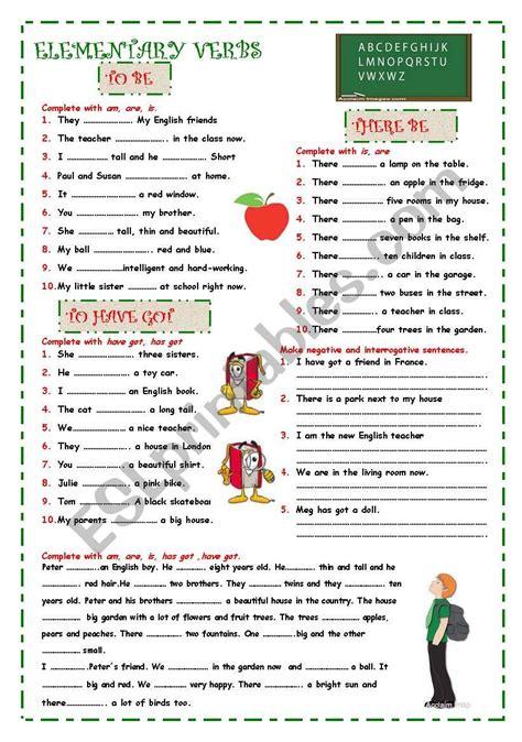 auxiliary verbs esl worksheet by ana m