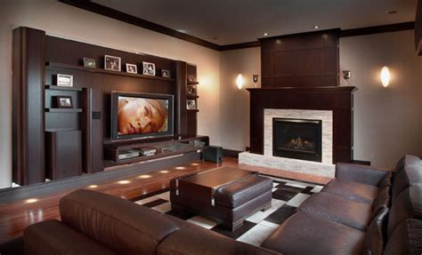 modern masculine living room designs