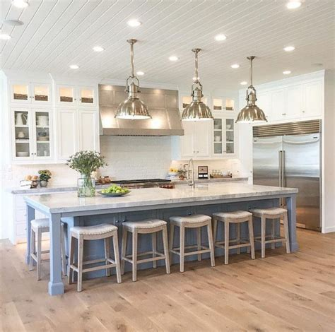 big kitchen island designs exle of bar size different color scheme kitchens