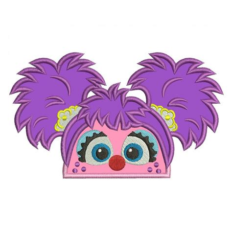 abby cadabby face   hq  puzzle games