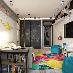 funky rooms that creative would