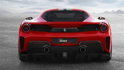 2019 Ferrari 488 Pista Wallpapers & Hd Images Wsupercars