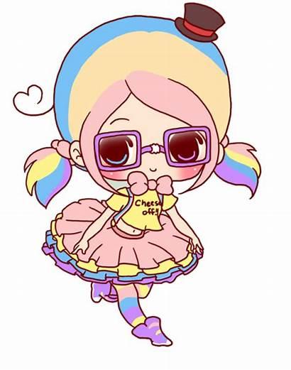 Kawaii Clipart Transparent Dolls Cliparts Heart Library