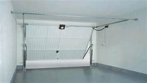 porte de garage basculante quelle motorisation choisir With motorisation porte de garage basculante
