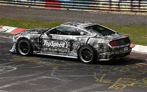 2016 - 2017 Ford Shelby GT350 Mustang Gallery 559942 | Top Speed