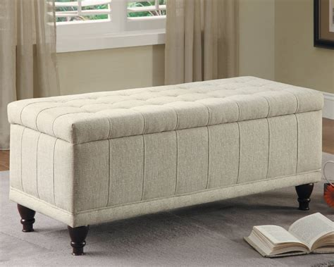Storage Bench Seat Bedroom