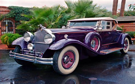 Packard, car, vintage, purple Wallpapers HD / Desktop and Mobile Backgrounds