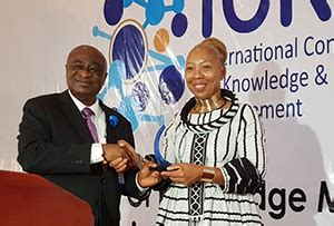 unisa library executive director recognised global knowledge