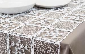 Tischdecke Mit Spitze : tischdecken tischdeko aller art im raumtextilienshop ~ Lizthompson.info Haus und Dekorationen