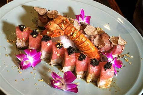 roller cuisine dine like a high roller at sushi roku las vegas review