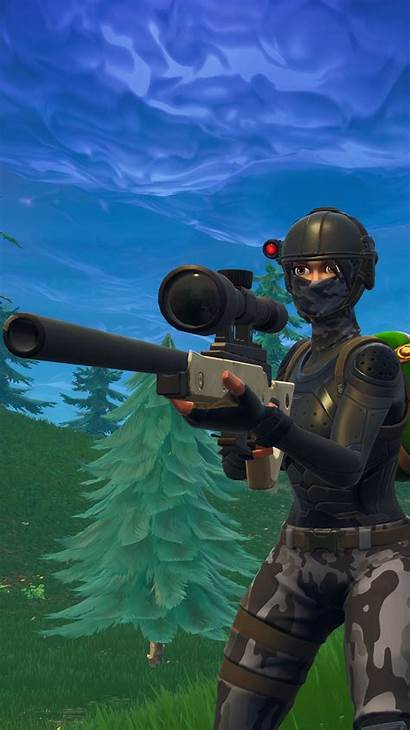 Fortnite Cool Wallpapers Background Sniper Backgrounds Gaming