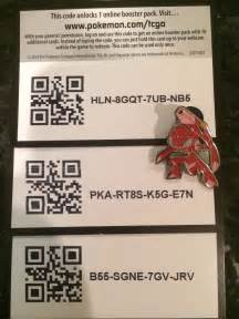free online tcg codes for whoever wants them and