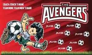Soccer Banner Ideas
