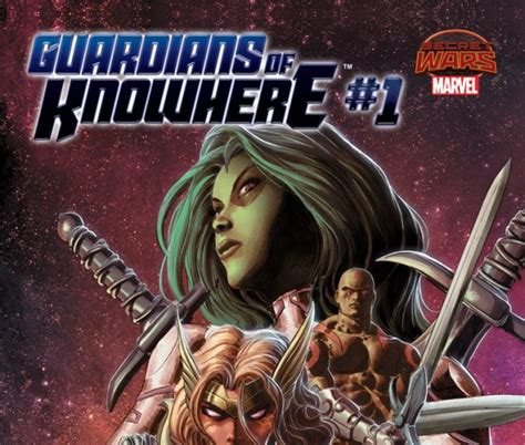 Guardians of Knowhere (2015) #1 | Comic Issues | Marvel
