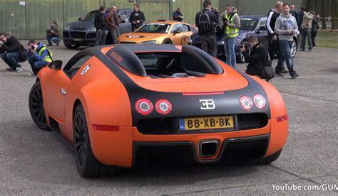 Bugatti Veyron With Mansory Exhaust