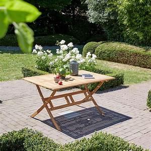 Salon De Jardin Acacia : salon de jardin en bois d 39 acacia 150x90 bois dessus bois dessous ~ Teatrodelosmanantiales.com Idées de Décoration