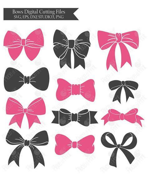 cricut bow 894 best free cut files silhouettes and svg s images on
