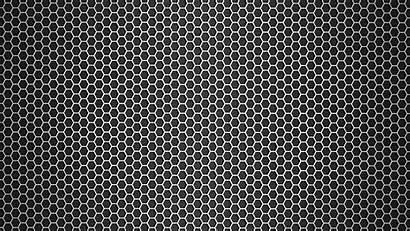 Grid Metal Texture Dark Circles Desktop Cool