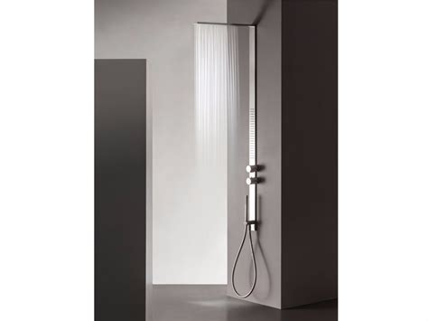sprinkle rubinetti milanoslim shower panel by fantini rubinetti design