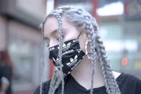 sadidas doctors flu mask japan fashion grunge goth health goth