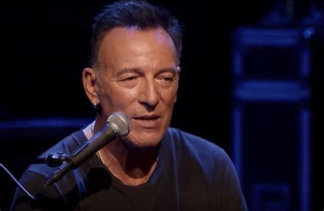 Bruce Springsteen Broadway Netflix