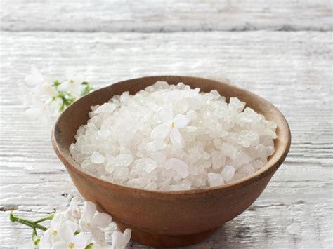 sel d epsom bienfaits et utilisation ooreka
