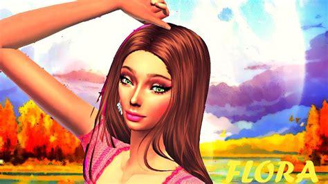 The Sims 4/winx Club/flora