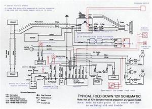 Coleman Chesapeake Pop Up Camper Wiring Diagram