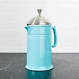 French Press Kaffeepulver : chantal french press reviews crate and barrel ~ Orissabook.com Haus und Dekorationen