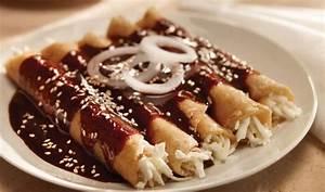 Enchiladas de mole | Comida Mexicana | Pinterest | Mexican ...