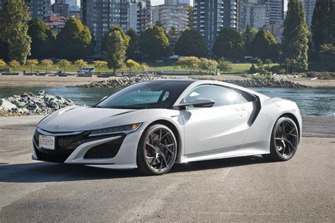 acura 2017 nsx technology package london motorcars