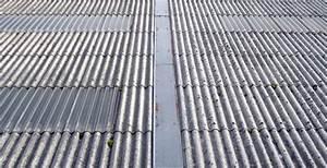 Renovation Toiture Fibro Ciment Amiante : toiture fibro ciment amiante dur e de vie ~ Nature-et-papiers.com Idées de Décoration