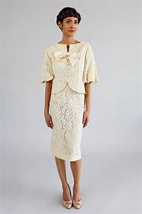 beautiful vintage wedding dresses from beloved vintage With wedding dress suits for ladies