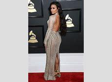 Demi Lovato's Wardrobe Malfunction at the Grammys That No