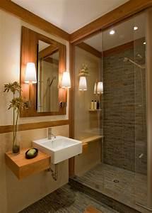 Meuble Salle De Bain Zen : le meuble de salle de bains en teck ~ Teatrodelosmanantiales.com Idées de Décoration