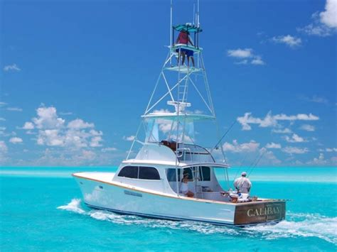 Offshore Saltwater Fishing Boats by 5 Favorite Offshore Sport Fishing Boats