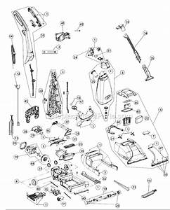 Shark Navigator Nv22l Parts Diagram