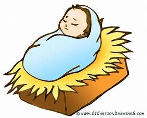 Baby Jesus Clipart - Clipart Suggest