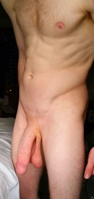 Shaved Hung White Cock Deliciousness Ccssoorr