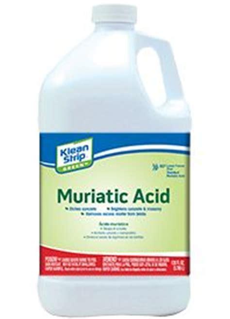 Klean Strip   Klean Strip® Green? Muriatic Acid
