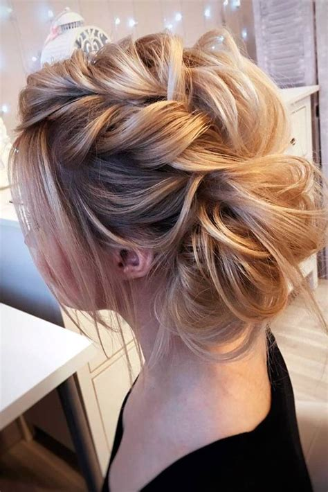 24 lovely medium length hairstyles for 2019 weddings page 2