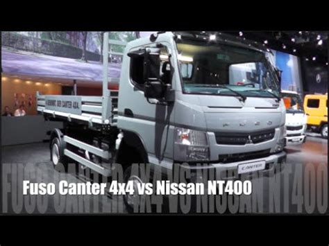 fuso canter    nissan nt  funnycattv